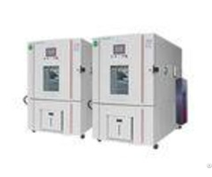 Humidity Temperature Explosion Proof Test Chamber High Stability Control Precision