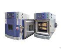 High Stability Climatic Test Chamber Full Color Touch Screen With Large Viewing Angle