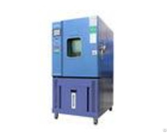 Graceful Stainless Steel Weather Testing Equipment For Rapid Temperature Cycling