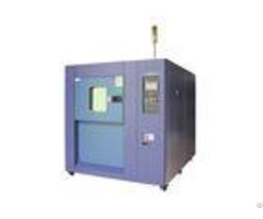 Air Conditioning System Thermal Shock Test Chamber Cold Rolled Heat Exchanger