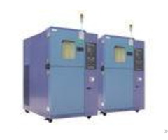 Custom Environmental Simulation Thermal Shock Test Chamber For Car Accessory Testing