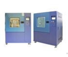 Multi Function Electronic Dust Test Chamber Mirror Sus304 Stainless Steel Material