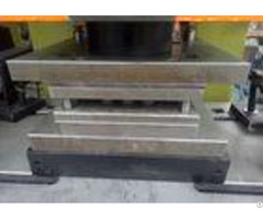 Five Strands Razor Barbed Wire Machine Super Efficiency Producing Steel Belt 80kg Per Hour