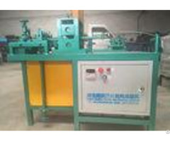 Galvanized Razor Barbed Wire Machine 220 280m H Producing Speed For Forestry Protection