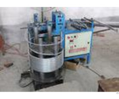Stable Performance Barbed Wire Fencing Machine 2 5ton 8hours Production Capacity