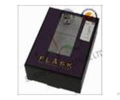 Digital Printing Luxury Product Packaging Boxes For Electronics Gold Stamping