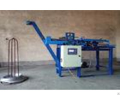 Compact Structure Loop Tie Wire Machine High Working Efficiency 3kw 360v