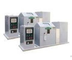 Electrical Chamber Corrosion Salt Spray Test Equipment Plexiglass Cover