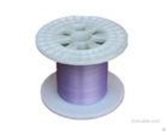 High Temperature Resistance Ptfe Insulated Multicore Cable Purple Gray Ul1213