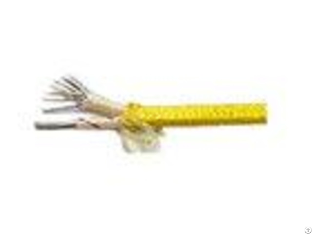 Insulated Resistance T Type Thermocouple Extension Wire 3 3mm Outer Diameter