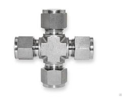 Stainless Steel 316 316l 6000 Psi Union Cross