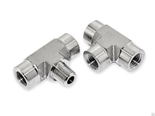 Pipe Fittings Male Female Branch Street Tee
