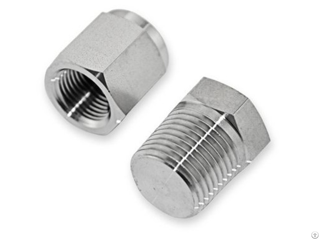 Pipe Fittings Hex Cap Plug