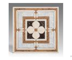 Flower Designs Plastic False Ceiling Tiles Honeycomb Ceilings Feature
