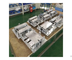 Machining Product Components