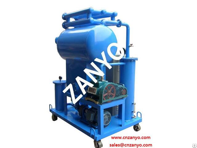 Zyr Transformer Oil Recycling Machine