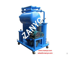 Zyr Transformer Oil Recycling Machine