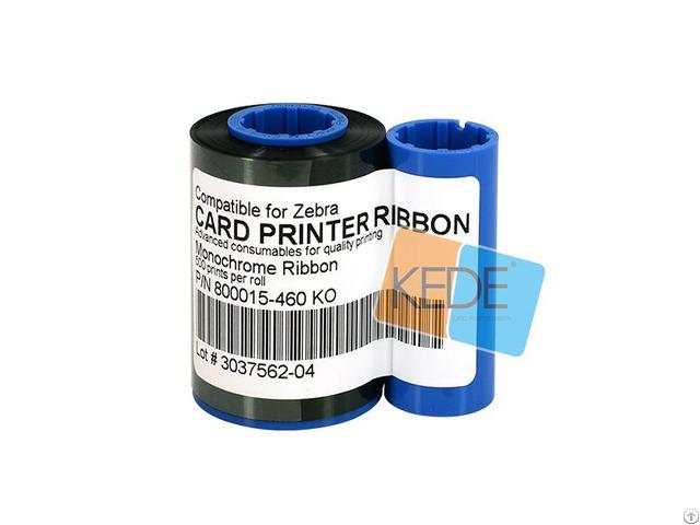 For Zebra 800015 460 Ko Ribbon 500 Prints Roll