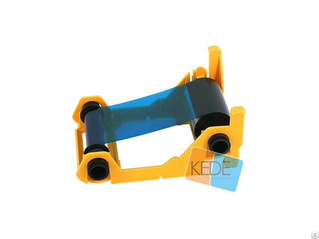 For Zebra 800033 840 Ymcko Color Ribbon 200 Prints Roll