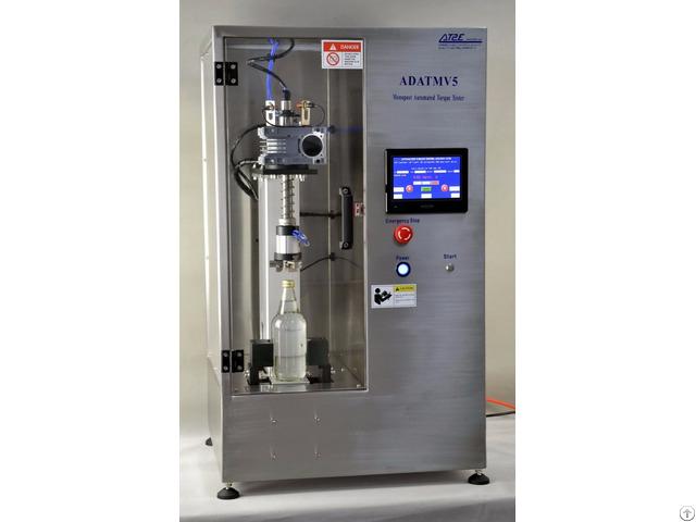Adatmv5 Monopost Automated Torque Tester