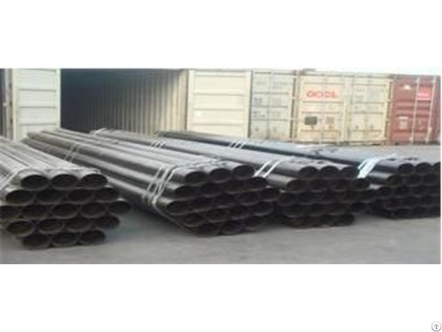 Api 5l Hot Dip Galvanized Liquid Delivery Premium Quality Erw Steel Pipe