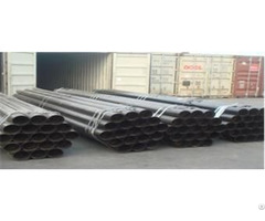 Api 5l Hot Dip Galvanized Liquid Delivery Premium Quality Erw Steel Pipe