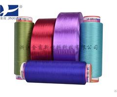 Dope Dyed Negative Oxygen Ion Yarn