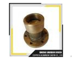 Brass Bronze Gravity Die Casting Parts Size Customized For Automotive
