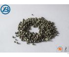 Light Weight 99 98% Pure Magnesium Particles Granules 3 8mm Dia