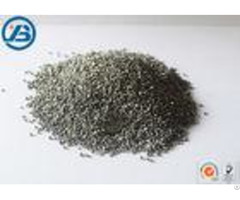 Silver 3 6mm Magnesium Water Treatment Pellets Raw Materials Particles