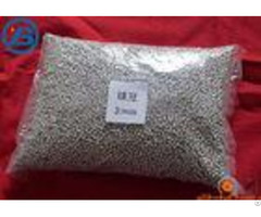 High Purity Magnesium Metal Alloy Granuleswater Filter 3mm Sgs Certification