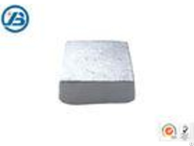 Az31b Magnesium Alloy Block Ingot Light Weight Iso Certificated