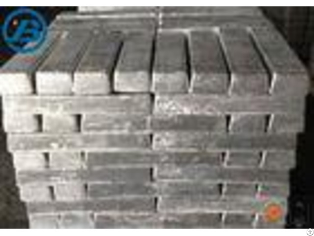 Metallurgical Chemical Az91d Magnesium Alloy Block Bar 120 Mesh Granularity