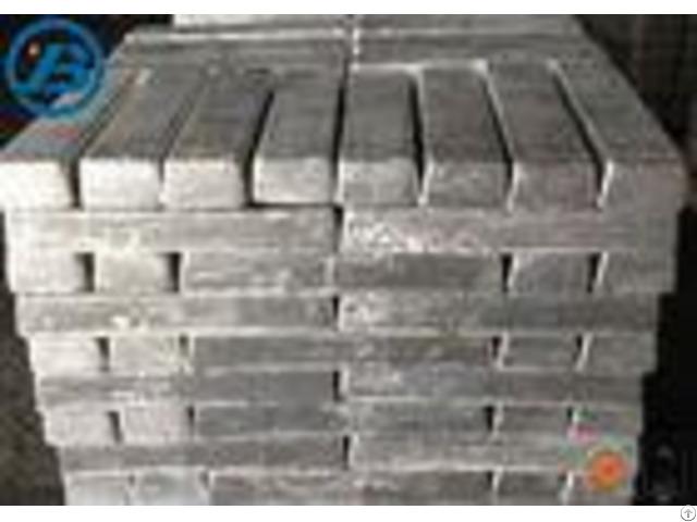 Metallurgical Chemical Az91d Magnesium Alloy Block Bar 120 Mesh Granularity