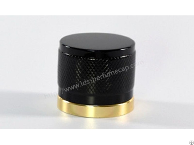 Black Gold Aluminum Lid