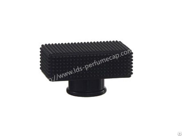 Black Surlyn Perfume Cap