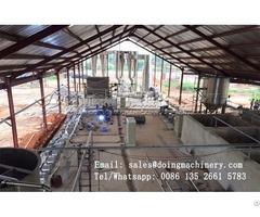 Tapioca Starch Manufacturing Process