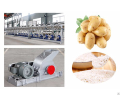 Potato Starch Production Machinery Supplier