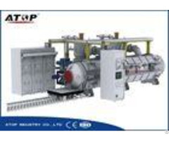 High Pumping Speed Tube Vacuum Coating Equipmentfor Wear Resistant Film