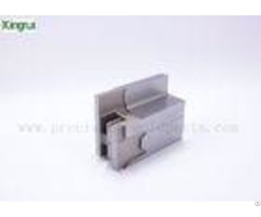 Small Metal Edm Sqare Parts H13 Steel 0 001mm Grinding Accuracy Kr002