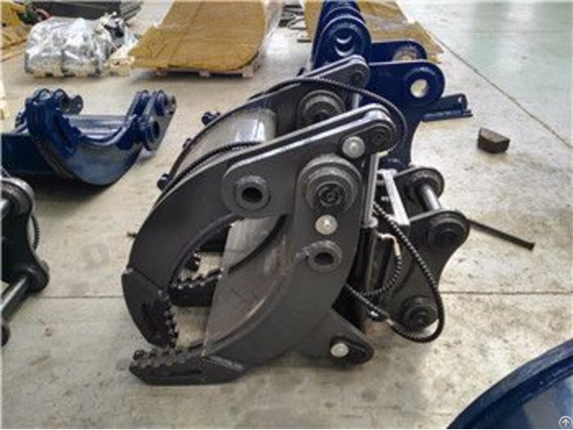 Shenfu Wholesale Hard Excavator Hydraulic Wood Grab