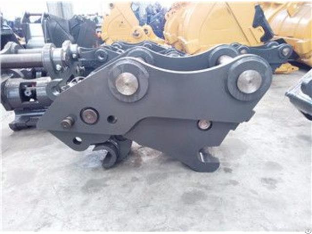 New Excavator Parts Mechanical Quick Coupler