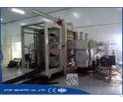 Fill And Draw Operation Web Coating Machine Energy Saving For Aluminium Wire