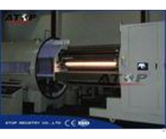 Induction Web Coating Machine With Horizontal Cylindrical Vacuum Chamber