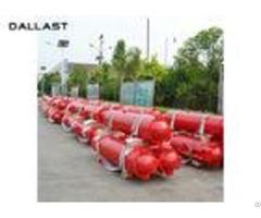 Industrial Heavy Duty Hydraulic Cylinder High Pressure Telescopic Sleeve