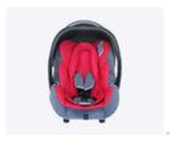 Pink Soft Baby Car Seat Comfortable Dacron Fabric Material 70 37 43cm Size