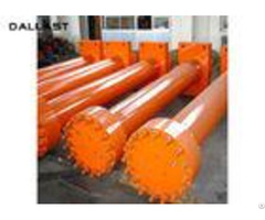 Customized Hydraulic Oil Cylinder 31 5mpa Working Pressure Ts16949 Certification