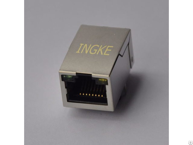 Ingke Ykju 8015nl 100% Cross Jxr1 0015nlsingle Port Magnetic Rj45 Jacks