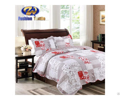 New Product Custom Printed Ultrasonic Quilt