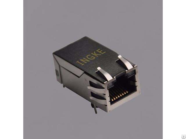 Ingke Ykku 1319nl 100% Cross Jxk0 0190nl Single Port Rj45 Magnetic Jack